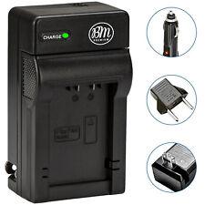 BM DMW-BMB9 Battery Charger for Panasonic Lumix DC-FZ80, DMC-FZ40K, FZ45, FZ47