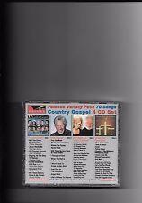 COUNTRY GOSPEL, 4 CD SET NEW SEALED