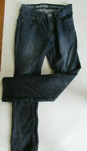 Ring Of Fire Mens Dark Wash Slim straight Jeans Sz 31x32 Los Angeles EUC
