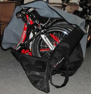 "Folding Bike Bag for 20"" wheel standard or electric folding bike"