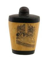 Bottiglia Bottiglietta Boccetta Arte Shunga Erotico Giapponese Curiosa - 3864 K