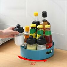 Multi-Function Rotating Tray/Kitchen Organizer/Cosmetics Organizer