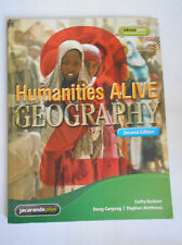 Humanities Alive Geography 2 by Stephen Matthews, Doug Cargeeg, Cathy Bedson