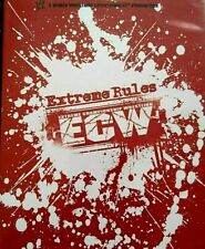 Extreme Rules : Extreme Championship Wrestling : ECW : NEW DVD *FREE EXPRESS