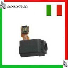 Per Samsung Omnia 2/i8000 CAVO jack CUFFIA AUDIO  Flex Cable CONNETTORE Ricambio