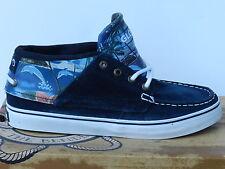 Globe The Bender Mocassins Bateau Chaussures Homme 40 Richelieu Hawaii UK6 Neuf