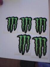 Autocollant monster