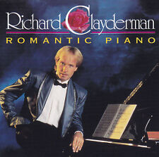 RICHARD CLAYDERMAN - 2 CD - ROMANTIC PIANO