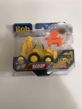 Bob The Builder SCOOP Die Cast NEW In Box!