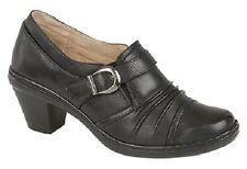 Unbranded Block Heel Slip On Boots for Women