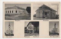 Hungary, Multiview Postcard, B272