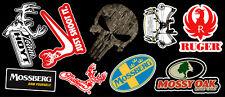 Hunting Vinyl Sticker Pack #1