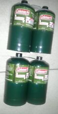 NEW Coleman Propane Cylinders Tanks, 16 oz, Set of 6 empty, Camping