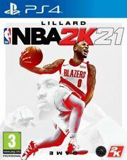 NBA 2K21 (PS4, 2020) NEW & SEALED