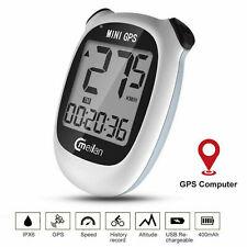 1.6-inch Bike Computer GPS Wireless Speedometer Odometer USB Portable