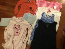 Abercrombie/H&M/Ameri can eagle.crazy8 girl 10 pcs clothes lot size:14/16