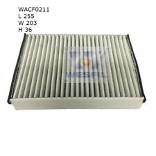 WESFIL CABIN FILTER FOR Ford Kuga 2.0L TD 2013-on WACF0211