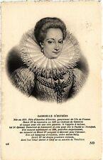 CPA Gabrielle d'Estrées Royalty Nobelty (314642)