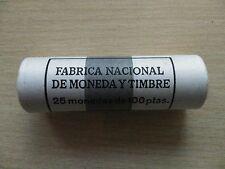CARTUCHO FNMT DE 25 MONEDAS DE  100 PESETAS  AÑO 1996   ( MB10022 )