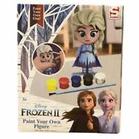 Disney Frozen 2 Elsa Paint Your Own Figure