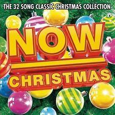 NOW Christmas [2 CD] Now Christmas, Various Artists Audio CD