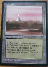 TOP & KULT   Karakas  - LEGENDS -  italian  (excellent +)  *legendary Land*
