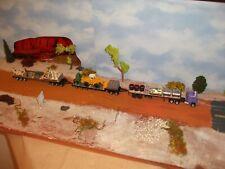 Herpa Road Train Handarbeitsmodell