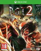 Attack on Titan 2 [Microsoft Xbox One Beat 'em Up KOEI Tecmo REGION FREE] NEW