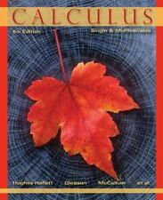 Calculus : Single and Multivariable. 6th edition. ISBN 978-0-470-88861-2