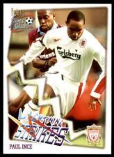Futera Liverpool Fans' Selection 1999 - Paul Ince (Lightning Strikes) No.69