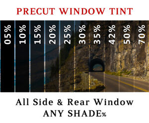 PreCut All Side&Rear Window Premium Film Any Tint Shade% for Mini Cooper Paceman