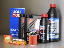 Wartungsset Can Am  Renegade 650 Öl Zündkerze Filter