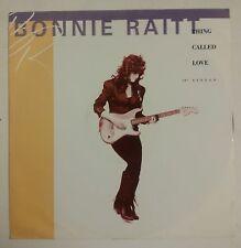 "Bonnie Raitt Thing Called Love Maxisingle 12"" UK 1989"