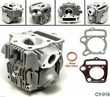 70cc Head Assembly Kit for Chinese  ATV Go Kart Dirt Bike mini Chopper  Bike  E3