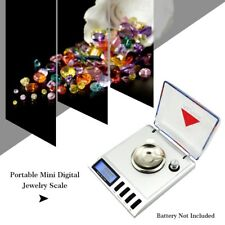 20x0.001g  High Precision Jewelry Digital Milligram Scale New Smart Weigh