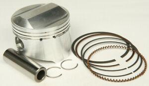 Wiseco Piston Kit Honda 1979-83 XL 250 XR 250 R 74.50mm 10:1 Rings Pin Circlips