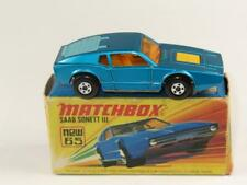 MATCHBOX SUPERFAST 65 Saab Sonett III VG in I1 Box
