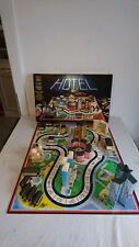 MB Spiele - HOTEL- schwarze Ausgabe 1987 - vollständig und guter Zustand