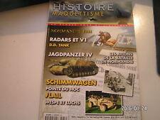 *** Histoire & Maquettisme n°66 Une base de V1 / Le Sherman DD Tank
