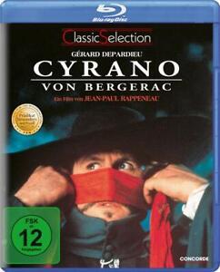 Cyrano von Bergerac (1990)[Blu-ray/NEU/OVP] Gerard Depardieu nach Emil Rostand
