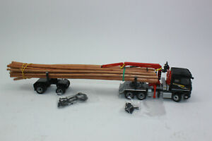 Conrad 78179 Doll Langholzlader MB Arocs Neuhauser 1:50 Wooden Train New Boxed