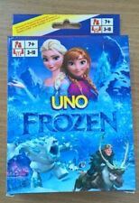Frozen Elsa Anna Olaf UNO Game Card Collection Cards Aus Stock