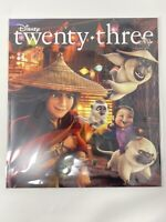 Disney D23 Twenty Three Spring 2021 Exclusive Raya and the Last Dragon Magazine