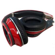 Beats by Dre Studio Over Ear Wired Headphones Red FOR PARTS