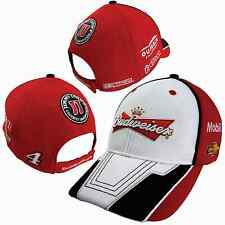 Kevin Harvick Chase Authentics #4 Budweiser Uniform Hat FREE SHIP