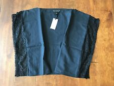 Isabella Rodriguez Girls Navy Top Shirt Size XL