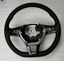 VW Tiguan Multi Function Steering Wheel Leather 5TA419091 Ad