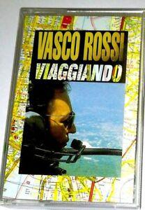 VASCO ROSSI VIAGGIANDO musicassetta rara cassetta musica italiana rock