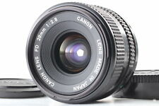 DHL [MINT]  Canon New FD NFD 28mm f2.8 MF Wide Angle Lens From JAPAN #0110 #0110