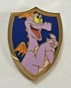 Disney Pin Badge Medieval Magic - Dragon Mystery - Figment
